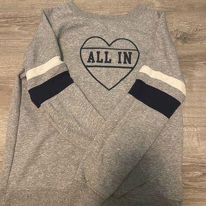 NWOT Old Navy sweatshirt